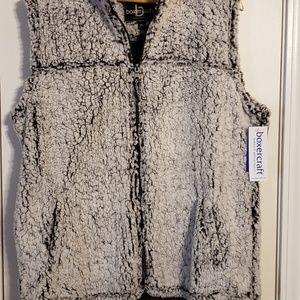 boxercraft Jackets & Coats - Sherpa Vest